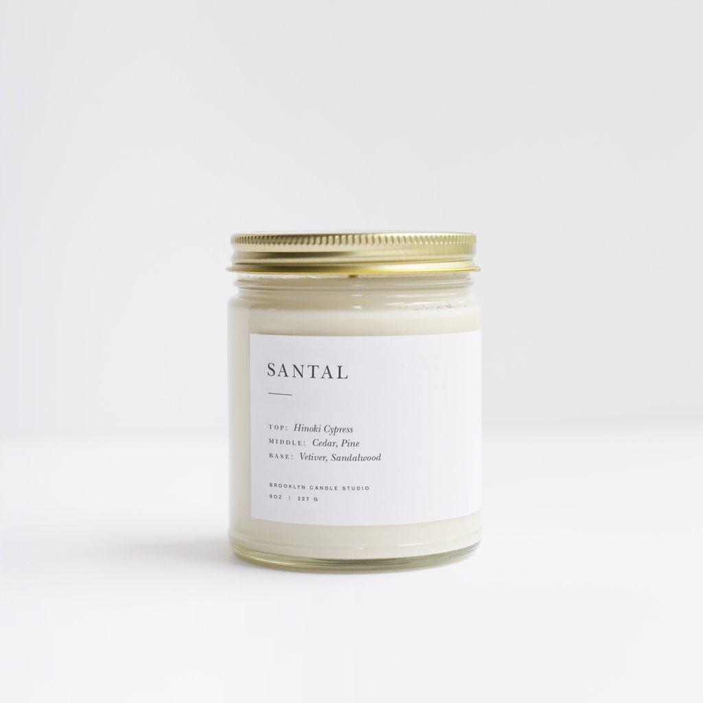 Image of Santal Minimalist Candle