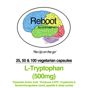 Image of L-TRYPTOPHAN (500MG) CAPSULES