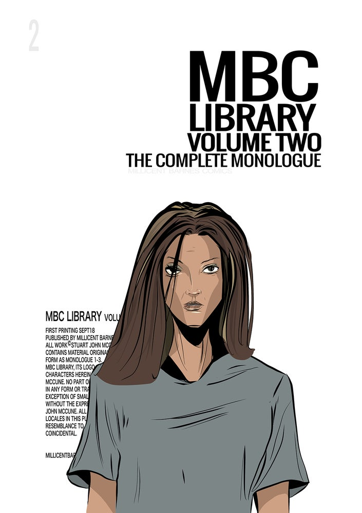 Image of MBC Library Vol.2 The Complete MONOLOGUE  DIGITAL