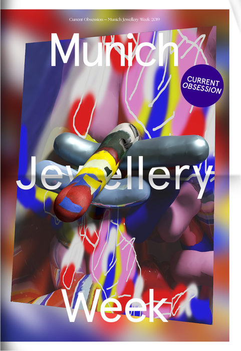 Image of Current Obsession Paper for Munich Jewellery Week 2019