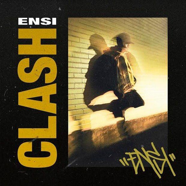 Image of ENSI - CLASH (CD) autografato