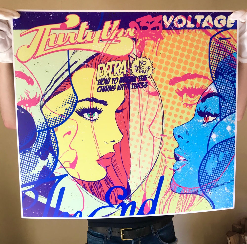 Image of Contact Voltage / Soulmate 04 (Edition of 30)