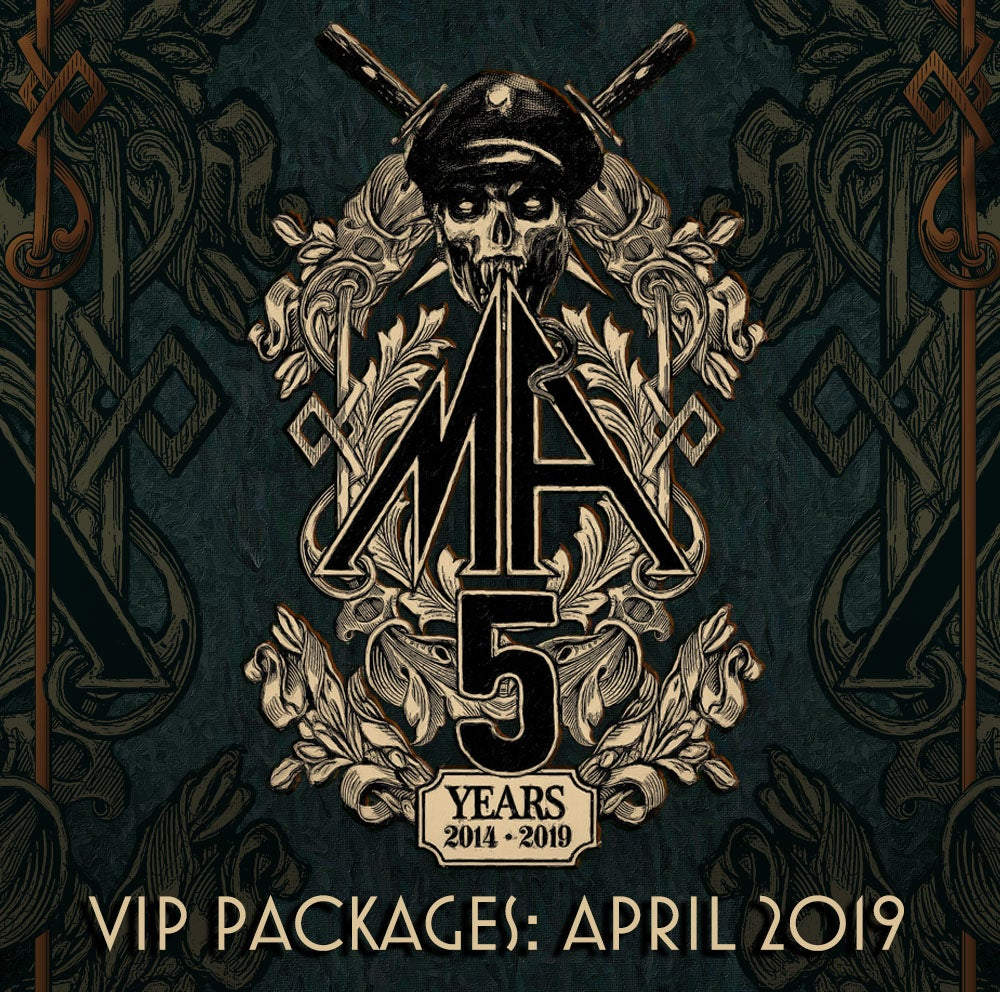 Vip Meet Greet April 2019 Metal Allegiance