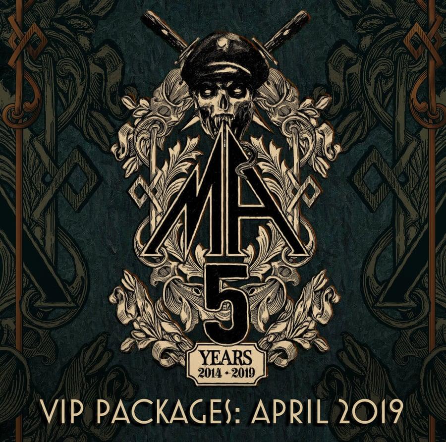 Image of VIP MEET & GREET APRIL 2019