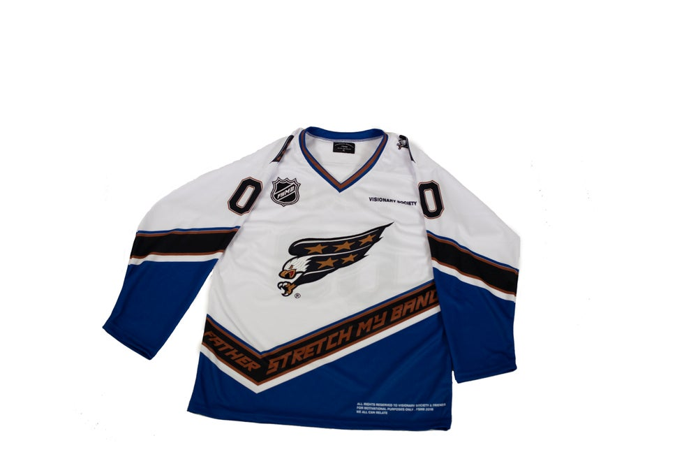 Image of  FSMB® Hockey jersey Capital