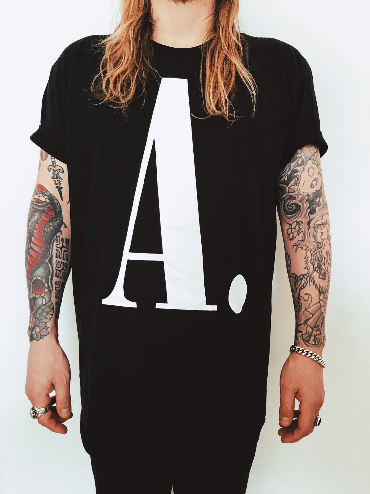 Image of A. T-Shirt
