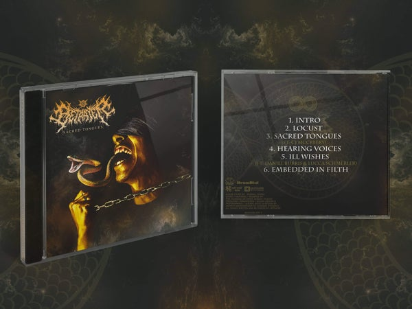 "Image of ""Sacred Tongues"" Physical CD"