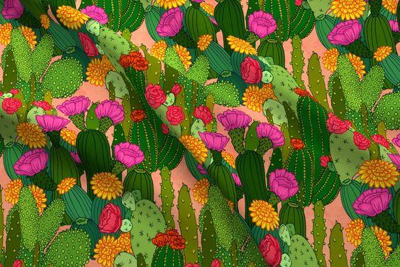 Image of Cactus Tree