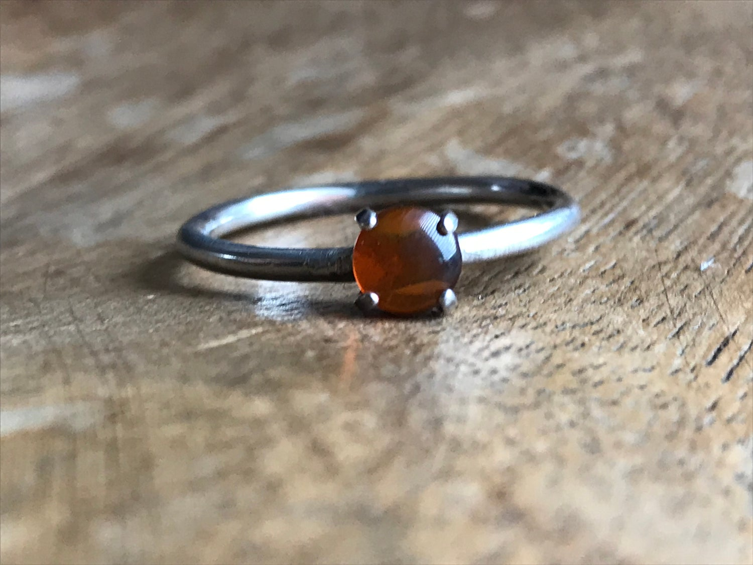 Image of FIRENZA Amber ring