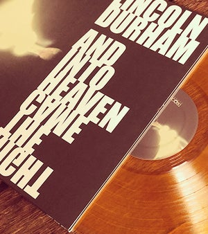 """Image of """"And Into Heaven Came The Night"""" GOLD Vinyl + DIGITAL DOWNLOAD"""