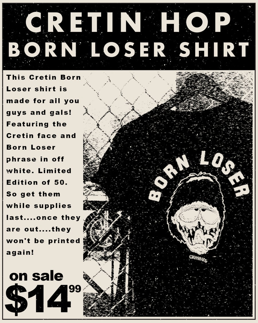 Image of Born Loser