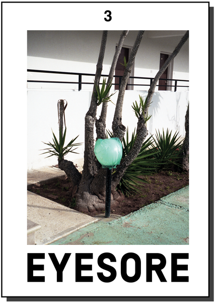 Image of EYESORE Issue 3