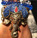 Image of Elephant brass cuff