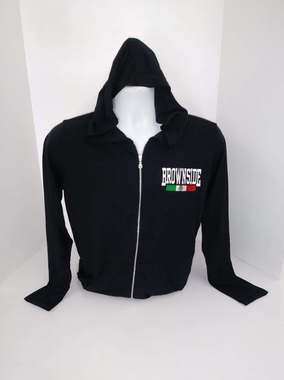 Image of Brownside Woman Hoodie
