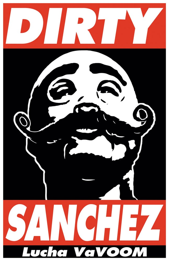 Image of Dirty Sanchez Poster
