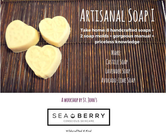 Image of Artisan Soap I