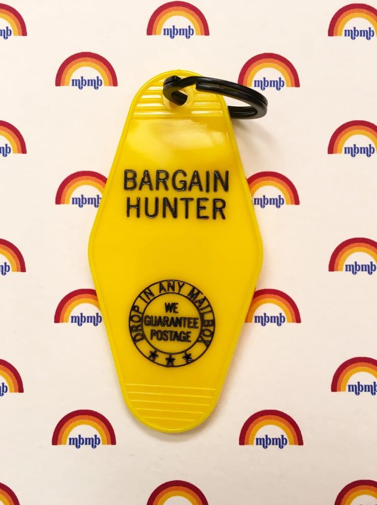 Image of Bargain Hunter - Key Fob