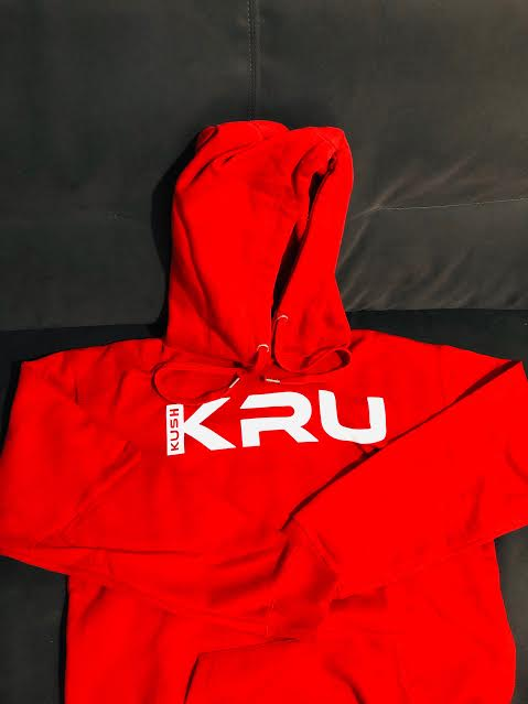 Image of Kush Kru Hooded Sweatshirt