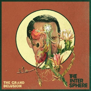 """Image of The Intersphere """"The Grand Delusion"""" LP (red)"""