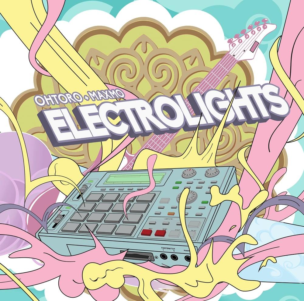 Image of Ohtoro + Maxmo - Electrolights 7-inch EP