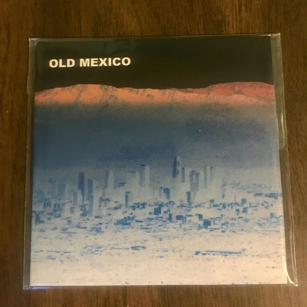 Image of Old Mexico CD  ( Sam Giles Vinyl Replica Edition)