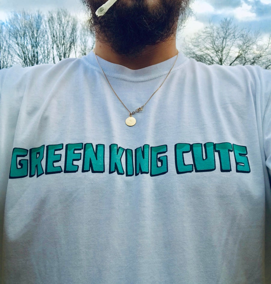 Image of *NEW* Green King Cuts Limited Edition T-Shirt