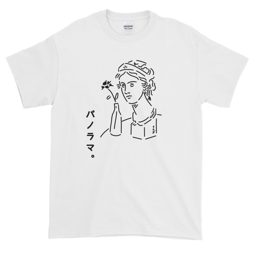 Image of PANORAMA (パノラマ)WHITE T