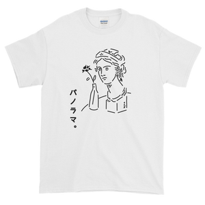 PANORAMA (パノラマ)WHITE T