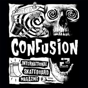 """Image of Confusion - """"Vertigo """" t-shirt [black]"""