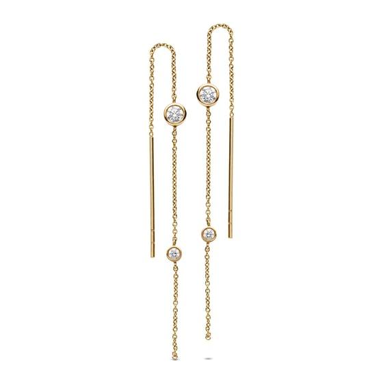 Image of La Paire Diamond Earrings