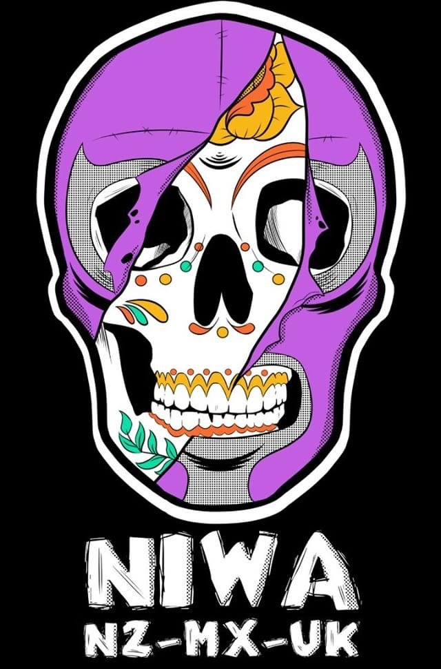 Image of NIWA stickers