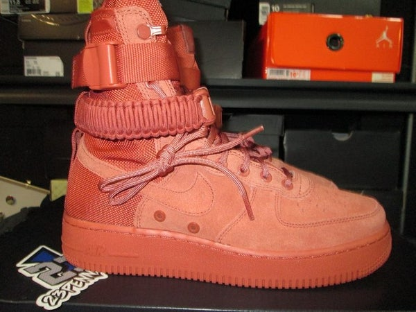 "Air Force 1 High SF ""Dusty Peach"" - FAMPRICE.COM by 23PENNY"