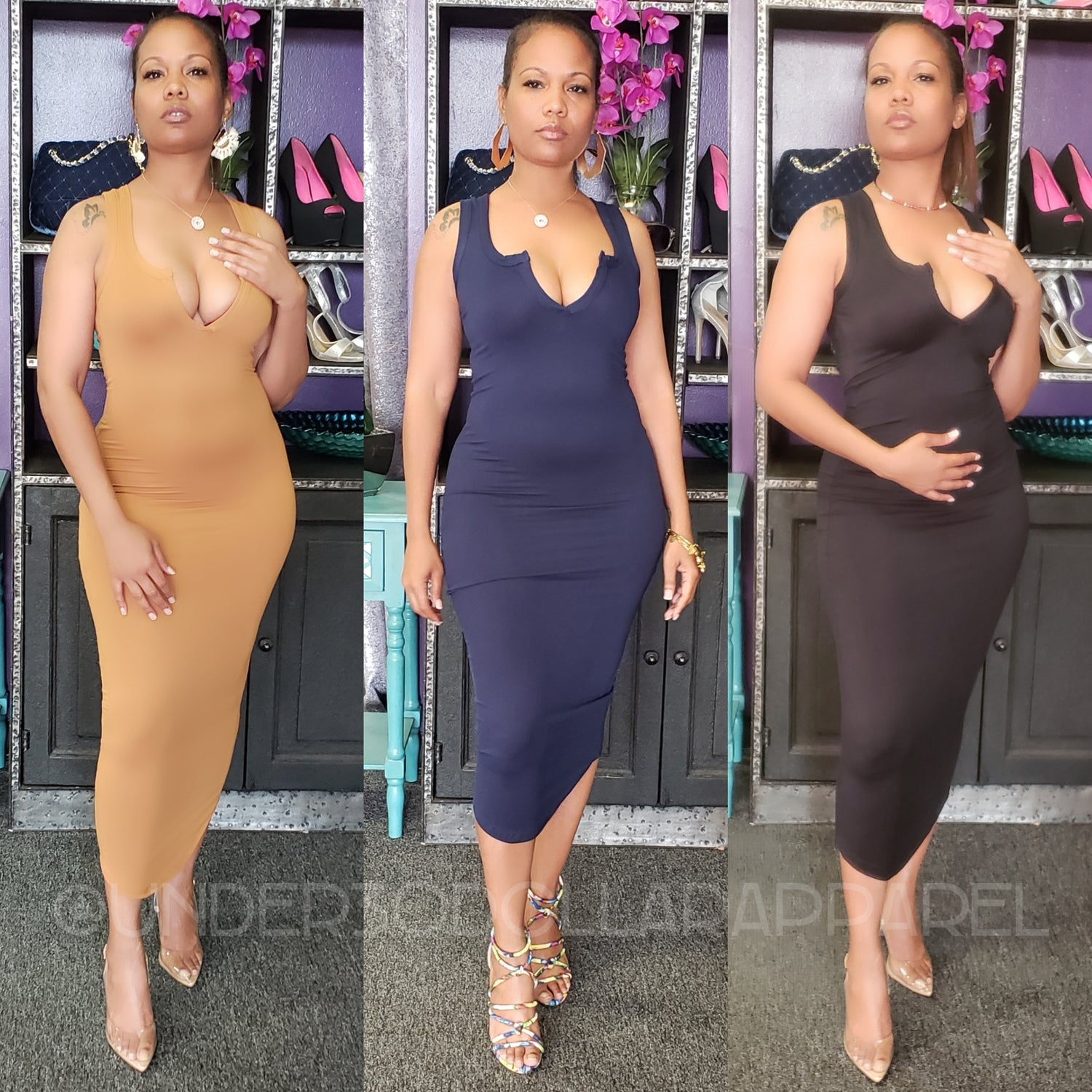 Image of St Clair Bodycon Dresses