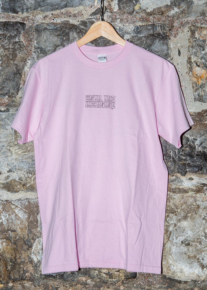 "Image of T-shirt ""Until the Morning"" // PINK"