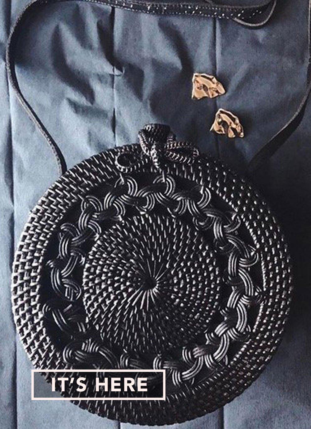 Image of The Ritje - Black Link Bag (U.P. $65)