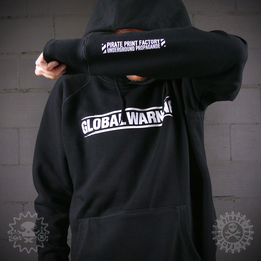 Image of SWEAT CAPUCHE GLOBAL WARN!NG