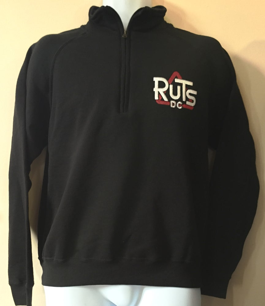 Image of Ruts DC Embroidered Pullover Sweatshirt