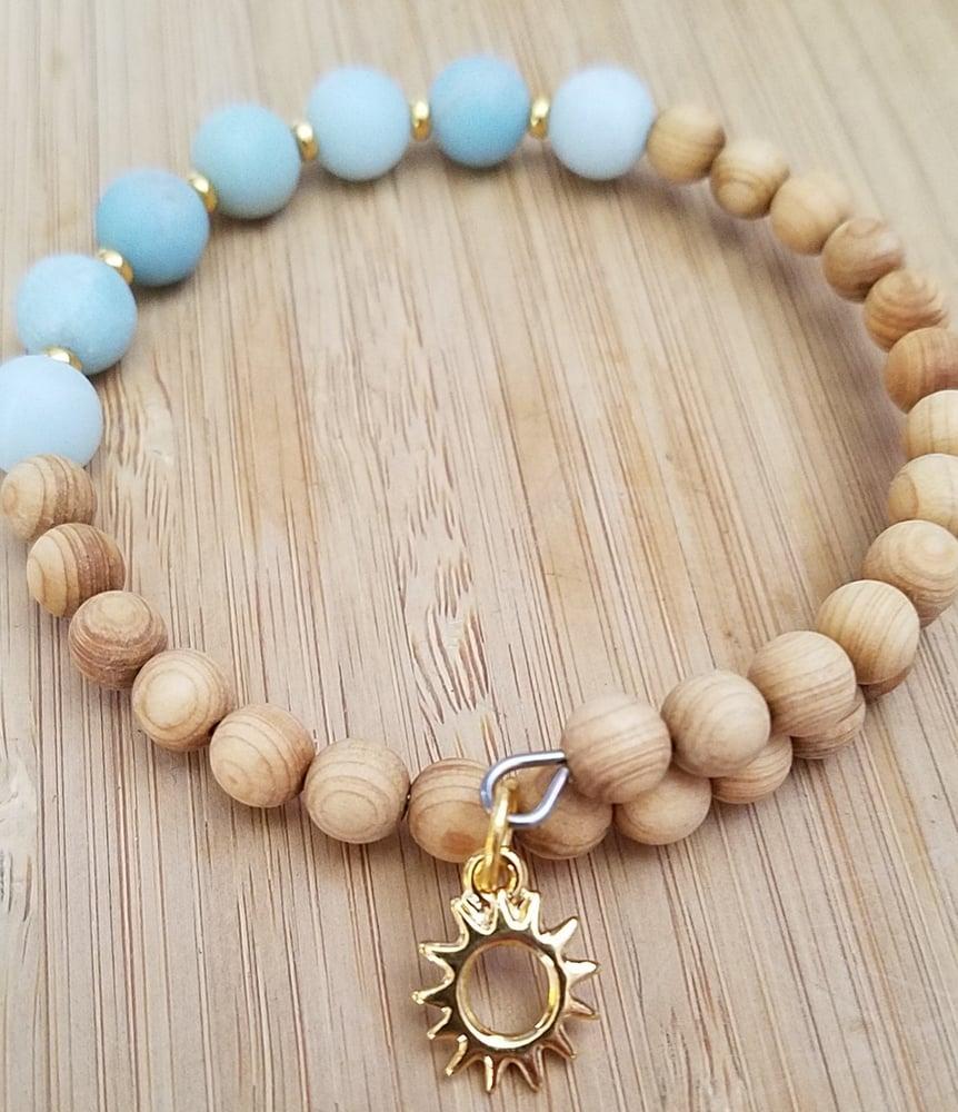 Image of Amazonite Bracelet