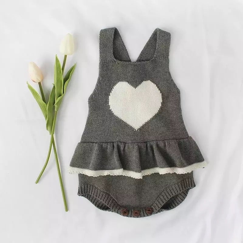 Image of The vintage Naomi Romper