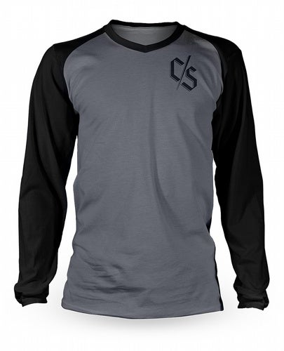 Image of C/S Grey Jersey