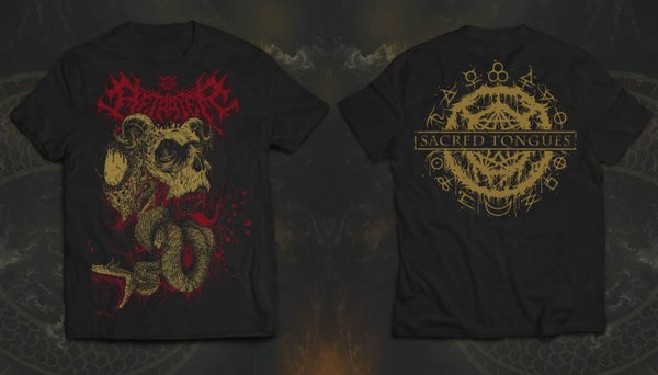 "Image of ""Sacred Tongues"" Shirt"