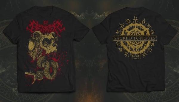 """Image of """"Sacred Tongues"""" Shirt"""