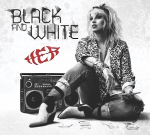 Image of Black And White CD LIMITED EDITION COVER