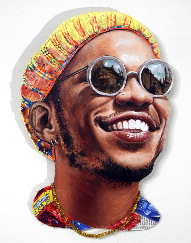 Image of Anderson .Paak (Print)