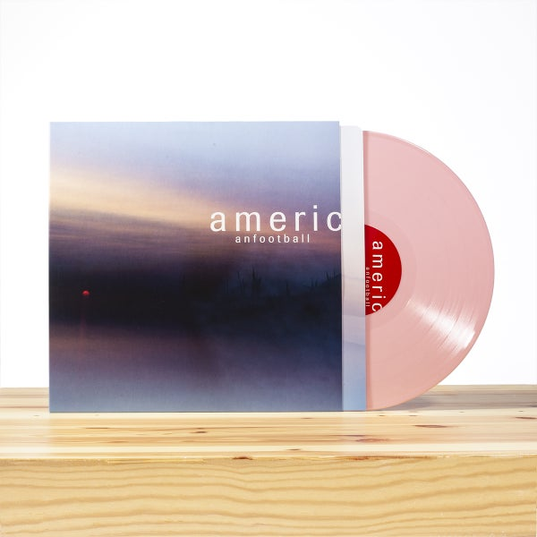 Image of American Football LP3 (180-Gram Pink LP)
