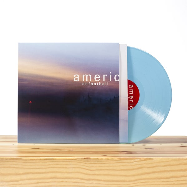 Image of American Football LP3 (180-Gram Light Blue LP)