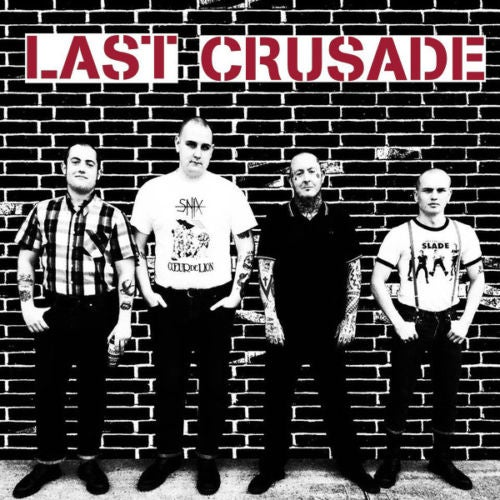 Image of LAST CRUSADE - s/t 7""