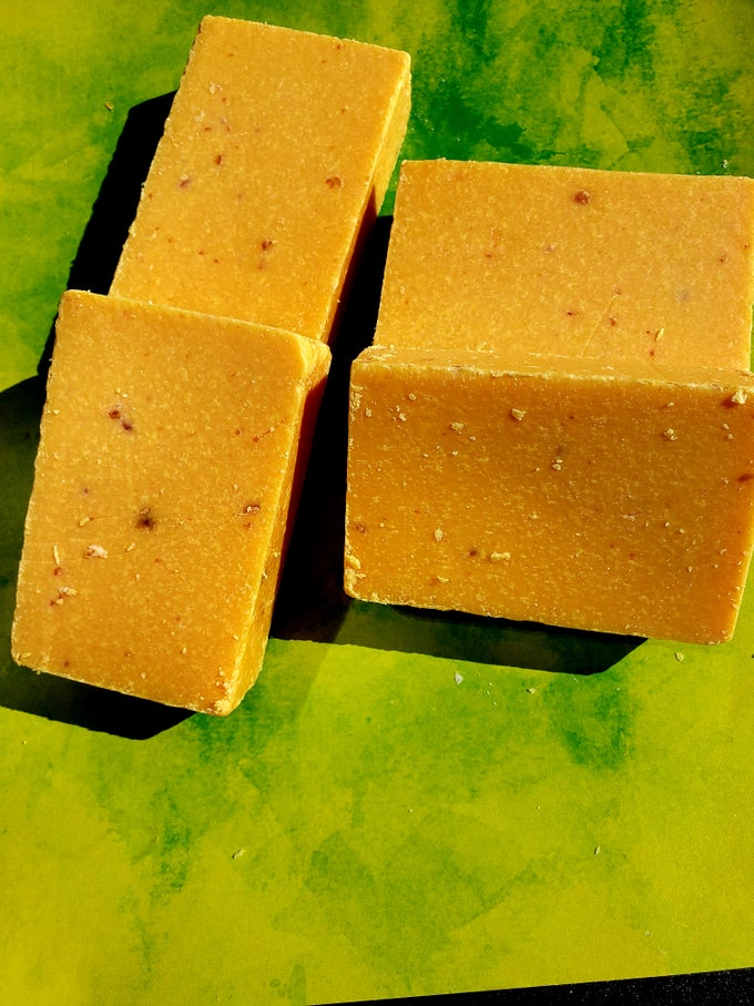 Image of Mango Scrub Body Bar