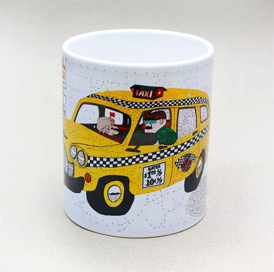 Image of Taxi Coffee Mug