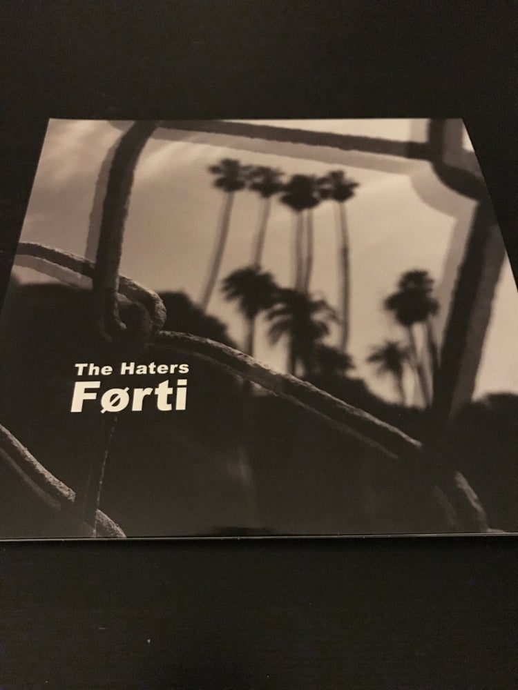 """Image of The Haters """"Forti"""" STANDARD EDITION (40th Anniversary release) Double 10"""" + flexi"""